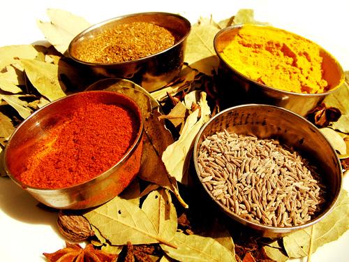 Die fünf Elemente-Küche