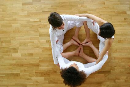 Spiraldynamik Yoga