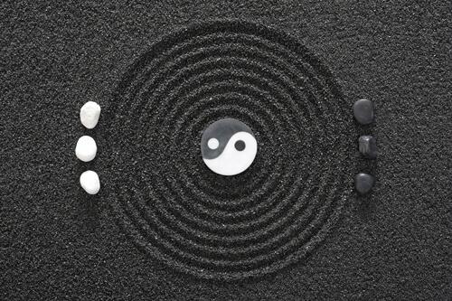 taube yoga übung