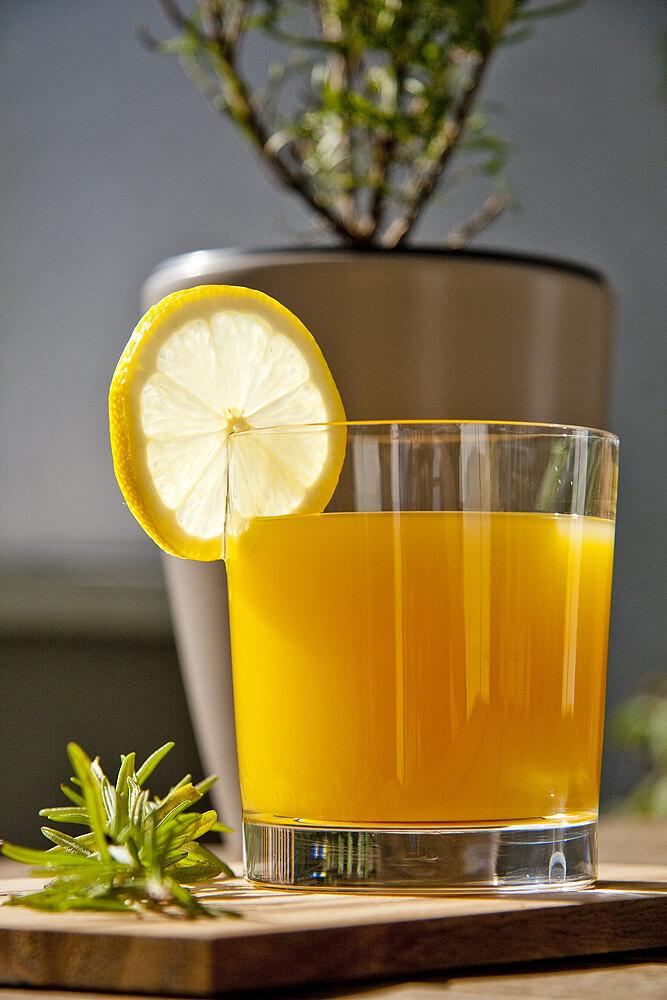 Gesundes Sommergetränk