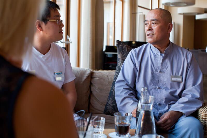 Interview Hotel Larimar Shaolin