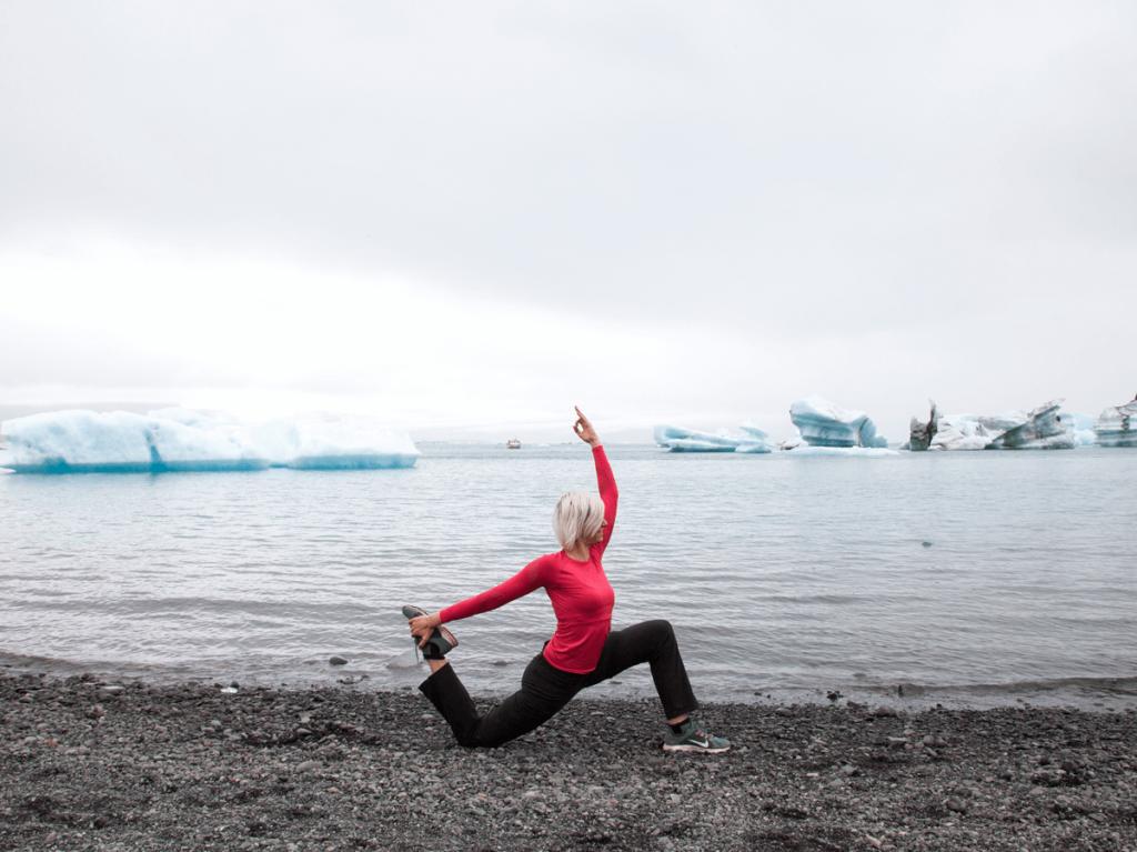 Yoga fünf Elemente