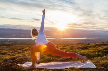 Übung mehr Freiheit Hüfte Yoga