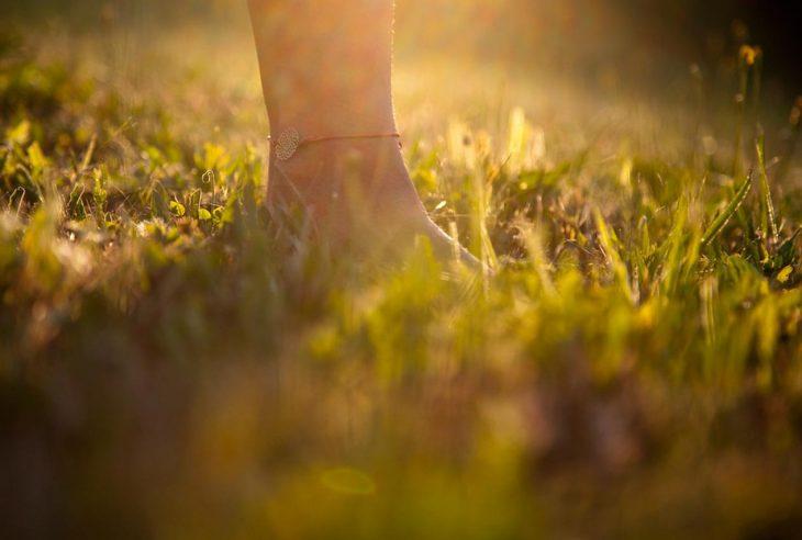 Gesunde Füße mit Yoga