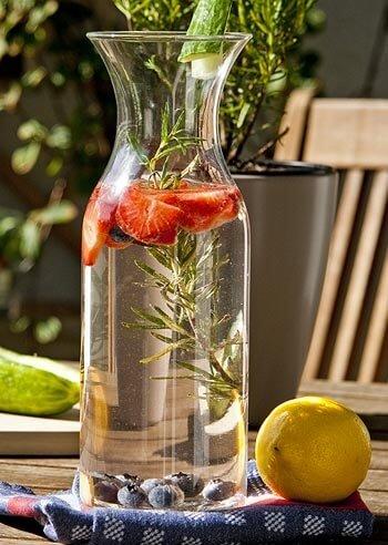 Gesunde Sommerdrinks