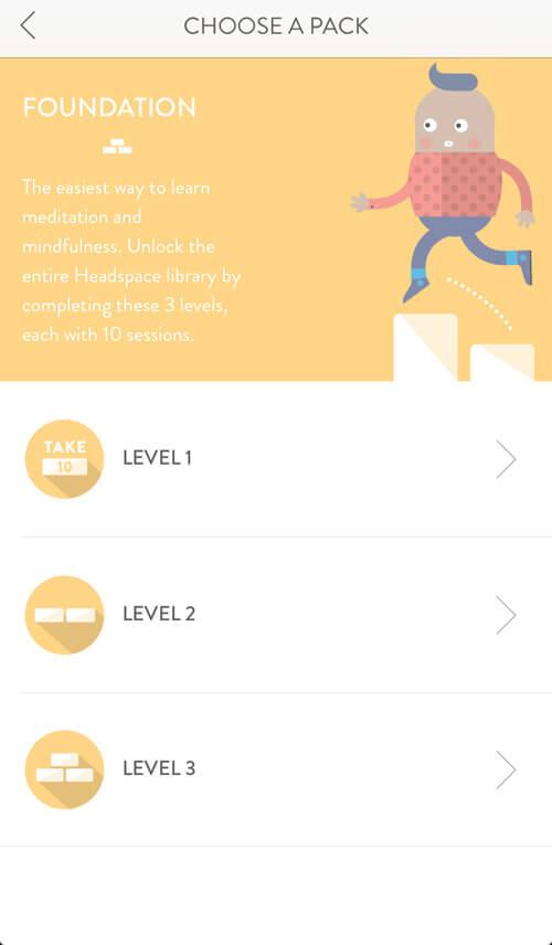 Screenshot Foundation Course