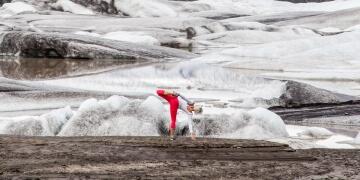 Yoga Übung Hüfte öffnen