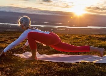 Hüftöffnung Yoga