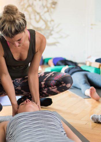 Interview Yogalehrerinnen Duo