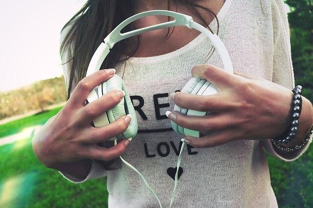 Musik mit der perfekten Playlist