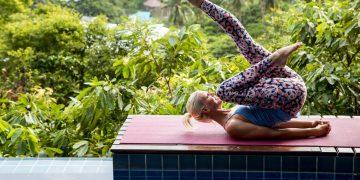 Hamstring Übungen Yoga
