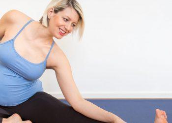 Yoga drittes Trimester