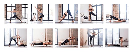 Zalando Loves Yoga Gewinnspiel